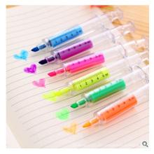 Werbeartikel Highlighter Maker Fluoreszierender Stift mit Meißelspitze