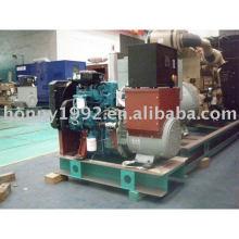 Groupe électrogène diesel refroidi à l'eau 20KW / 25KVA