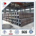 15 × 12 * 1 مم AISI304 ساحة الفولاذ المقاوم للصدأ الأنابيب