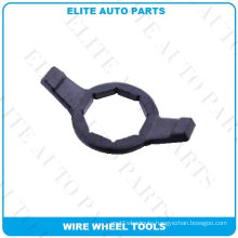 2 Bar 10-Sided Bullet Wrench for Wire Wheel