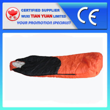 Девушка мумия спальный мешок