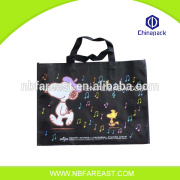 Fashion Design eco custom made canvas shopping bag blank