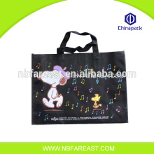 High quality branded Durable fashion silicone shopping bag