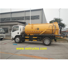 ISUZU 7000 Litres Septic Tank Trucks