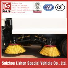 Diesel Engine Euro 3 Road Cleaning Sweep Truck