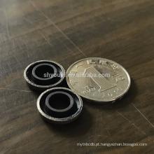 Personalização não-padrão pequenos selos de óleo de ferro ironclad viton selo auto elétrica peças de vedação