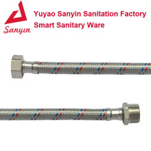 SS304 stainless steel flexible corrugated hose