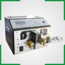 full-automatic wire cutting and stripping machine
