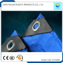 Blue Low Price Waterproof PE Tarp for Tent
