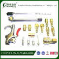 Air Tool Accessory Air Tool Set Kit Quick Connect Couplers Brass