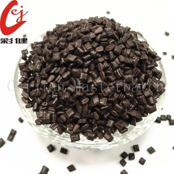 Brown Color Masterbatch Granules