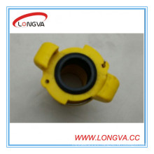 3/4′′ 110mm Yellow Coulping with EPDM Gasket