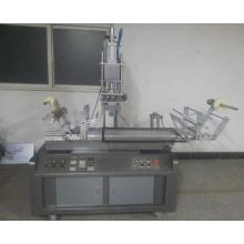 Pneumatische große flache Heißprägemaschine