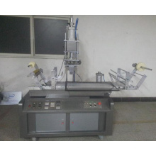 Пневматическая машина для плоской горячей штамповки