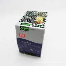 NOVO ANUNCIADO PRODUTO original MEANWELL TDR-480-24 480 W 24 V 24vdc fonte de alimentação