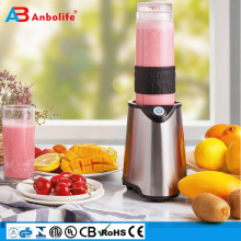 portable table fruit juice ice smoothie anti-skid base and cup body power mixer bike travel magic mix handheld mini hand blender