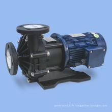 Pompe magnétique résistante aux acides et aux alcalis série CX