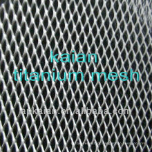 Hebei anping KAIAN expandido platina revestido de malha de arame de titânio