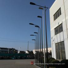 3-15m hot dip galvanized parking lot lamp post decorative light pole for parking lot for sale