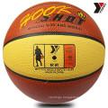 YONO high quality cheap pu basketball wholesale custom basketball