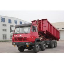 Metallurgical Garbage Hooklift Dump Truck/Trailer