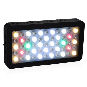 165W LED Plant Grow Light pour les plantes de serre