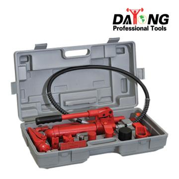 Équipement hydraulique portatif 4Ton (emballage de fer)