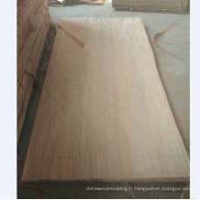 Techniques de coupe rotatives et placage de bois naturel Placage de face PLB