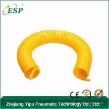 Tuyau d'accouplement pneumatique de tuyau d'air de compresseur de tube en spirale de haute qualité