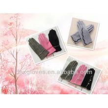 Luvas de cashmere touchscreen