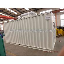 8-1500 кВт Конденсатор звукоизоляционного типа для дизельных генераторов