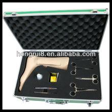 Modelo avanzado de la incisión de la vena del ISO, modelo quirúrgico del entrenamiento