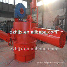 Horno del carbón en Heng Jia maquinaria fabricante