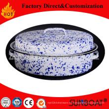 Sunboat Enamel Roaster / Enamel Cookware / Utensilios de cocina / Aparato de cocina