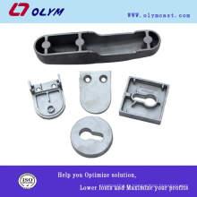 Architecture OEM petites pièces de rechange acier inoxydable précision coulée de précision