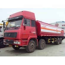 used septic diesel petrol propane fuel tank trucks