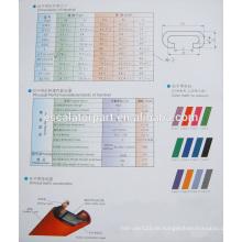Semprit Marke Rolltreppe Handlauf Gummi für Hitachi