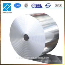 Une usine de papier d'aluminium compacte et fiable en Chine