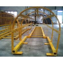 Escaleras de fibra de vidrio Bell