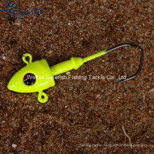 Wholesale China Manufacture Lead Fishing Jig Head