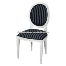 Soild wood louis chaise à manger XD1014
