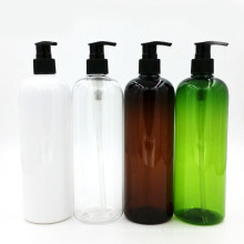 Pet Round Lotion Pump Bottle for Shampoo (NB195-1)