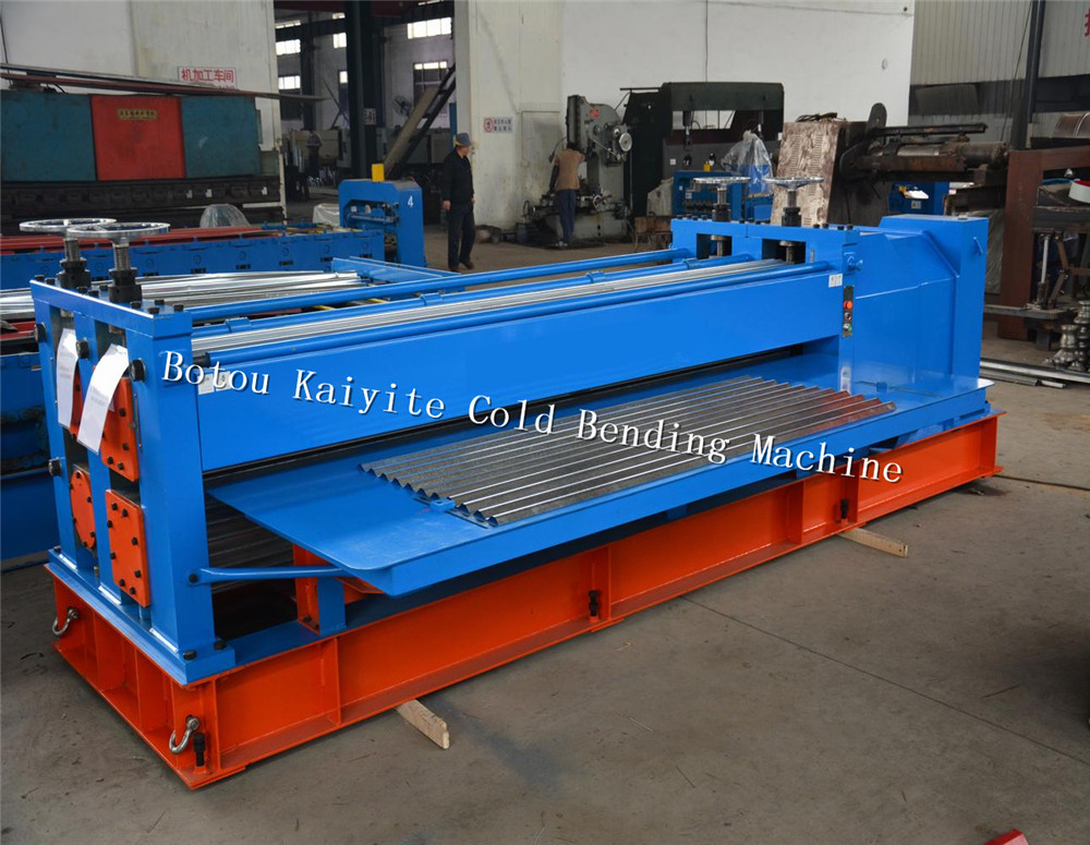 Barrel Type Corrugated roof Sheet Forming Machine