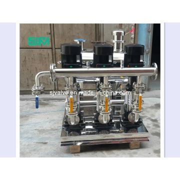 Equipos de tratamiento de agua de acero inoxidable