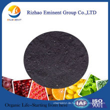 Hochwertiges Granulat-Algen-Extrakt organischer Dünger