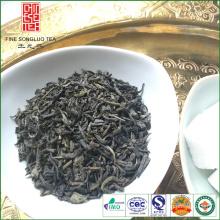 China chá verde 9371 boa qualidade