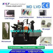 Máquina automática de moldeo por inyección ZAMAK / Zinc Crafts