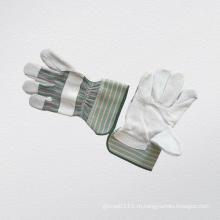 Корова сплит-кожа Full Palm Рабочая перчатка-3056.06