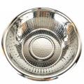 Home use Stainless steel Colander fruit vegetables washing strainer Colander