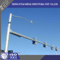 HDG Steel Monitor Pole